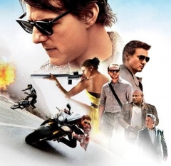 &pictures to premiere 'Mission: Impossible – Rogue Nation'