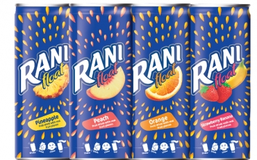 Coca-Cola brings its delectable fruit drink Rani Float to India