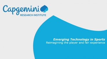 Emerging technology is an integral part of how fans consume sports