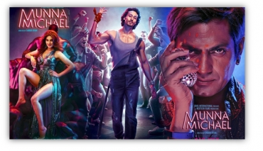 &Pictures to air the World Television Premiere of Munna Michael