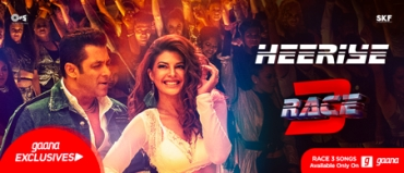 Gaana signs exclusive alliance for online streaming for Salman starrer Race 3