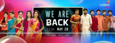 COLORS Tamil leads the way with fresh content during the lockdown