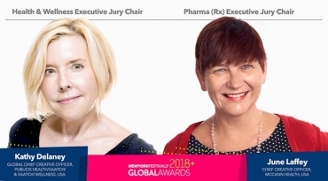 Global Awards Announces 2018 Jury Chairs