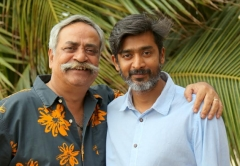 A special note from Piyush Pandey to 'Zoozoo Man' Rajiv Rao
