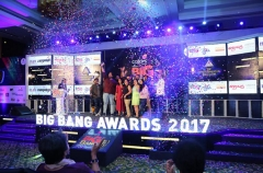 Maxus wins Digital Agency of the year at Big Bang Awards 2017