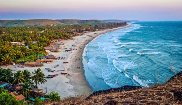 Goa is the most preferred travel destination for Indians