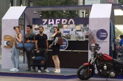 Zhero Denim - Pride and Fashion launches Uber Cool Denim Bags