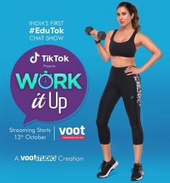 "VOOT Studio partners with TikTok to launch ""Work It Up"""