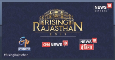News18 Network's Rising Rajasthan to be in Jaipur