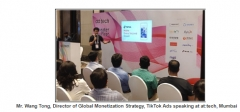 TikTok Launches Innovative Digital Advertising Solutions in India at Ad:Tech Mumbai