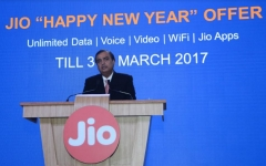 Jio crosses 50 million subscribers