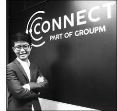 Supaporn Jangcharoen appointed as General Manager, GroupM Connect Thailand