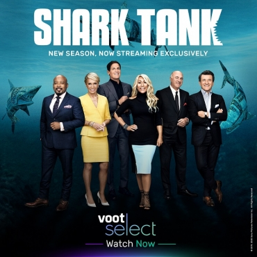 Binge on all the latest episodes of Shark Tank – Season 11 in India, exclusively on Voot Select