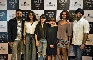 smartwater announces winners of'The Platform' in association with Lakmé Fashion Week