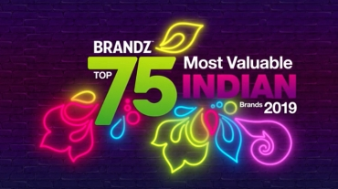 BrandZ™ Top 75 Most Valuable Indian Brands ranking