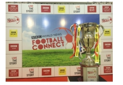 Media agencies pitch on a different turf at the BBC World News Football Connect 2015