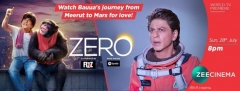 Zee Cinema to air the World Television Premiere of Zero