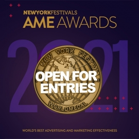 2021 AME Awards Now Open for Entries