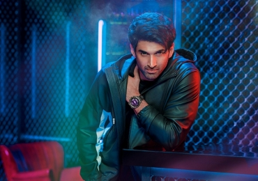 Aditya Roy Kapur is Diesel's first brand ambassador for watches in India