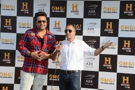 HISTORY TV18 is back with OMG! Yeh Mera India Season 4