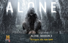 Survival of the fittest, with HISTORY TV18's Alone Season 3
