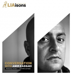 DDB Worldwide's Amir Kassaei Announced as Speaker at LIA's 2015 Creative LIAisons