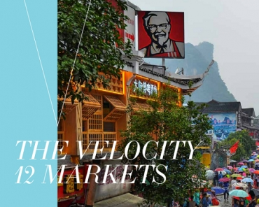 "12 ""velocity"" markets that will reshape global growth"