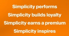 Impact of Simplicity on World's Leading Brands