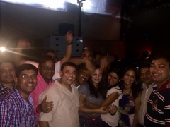 First ever get together in Mumbai of PGDBM-1998 Batch of SIMSREE
