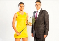 P V Sindhu, new brand ambassador of APIS India