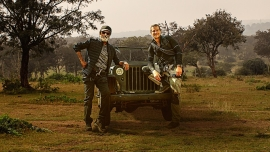 Discovery creates history yet again with the premiere of Into The Wild with Bear Grylls & Superstar Rajinikanth