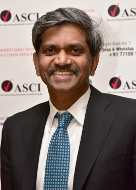 Mr. D. Shivakumar, elected as the new Chairman of ASCI