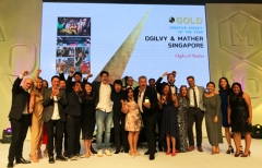 Ogilvy Singapore wins at Marketing Magazine's Agency of the Year Awards 2017