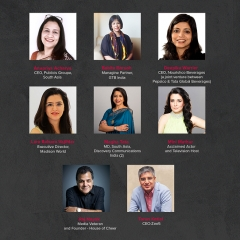 Presenting the Stellar List of Jurors for 'The Red Abby' at Goafest 2020