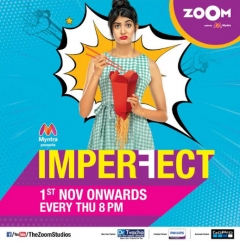 The Zoom Studios launches its new show – 'Imperfect'
