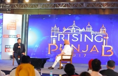 State's Top Political Leaders Speak their mind at News18 Network's 'Rising Punjab'