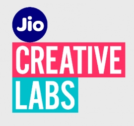 Jio Creative Labs unveils its logo
