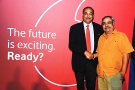 Vodafone unveils new brand positioning