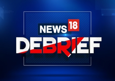 CNN-News18 launches 'News18 Debrief' with Shreya Dhoundial