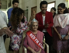Red FM's 'Khushiyon ki Gaadi' shares Christmas Spirit with the Elderly