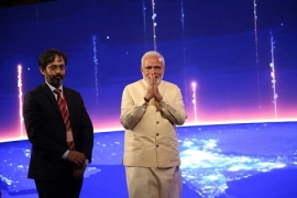 India's largest news network unveiled at Rising India Summit
