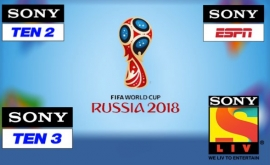 2018 FIFA World Cup:Over 192 million viewers tuning in to Sony Pictures Networks India