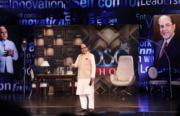 India's popular youth show, Dr. Subhash Chandra (DSC) Show in a 'new avatar'