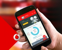 Vodafone launches MyVodafone App