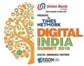Times Network hosts the 5th edition of Digital India Summit 2019
