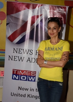 TIMES NOW partners with Bollywood actress Ameesha Patel to promote its UK launch