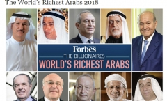 Forbes Middle East unveils 31 Arab billionaires