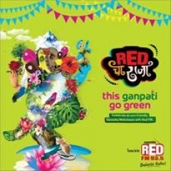 93.5 RED FM's 'RED Cha Raja' all set to celebrate Ganpati- the eco-friendly way