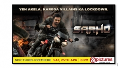 &pictures to premiere action blockbuster Saaho