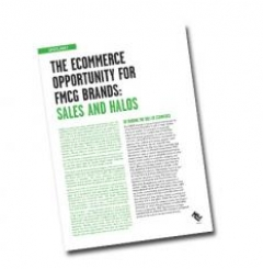 The Ecommerce opportunity for FMCG brands